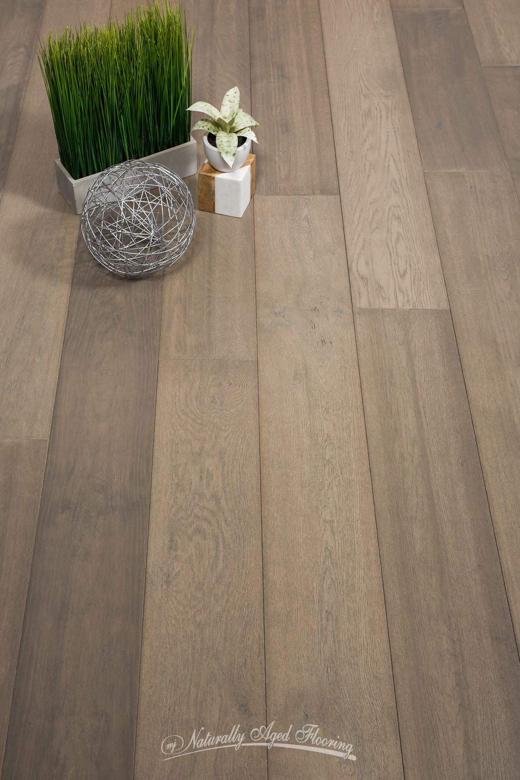 Graphite Grey Naturally Aged Flooring