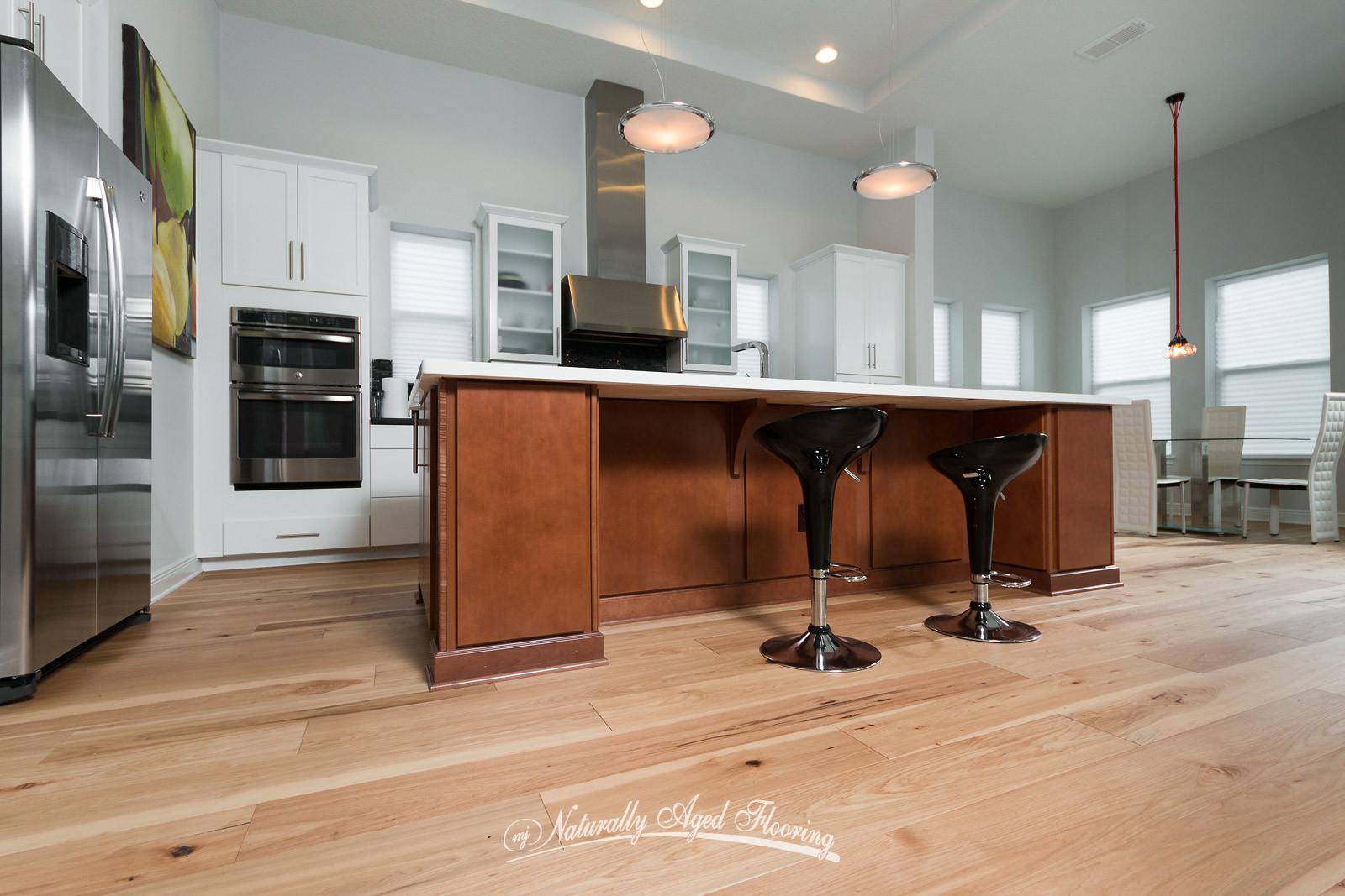 Sunset Hills Naturally Aged Flooring - Medallion flooring distributor