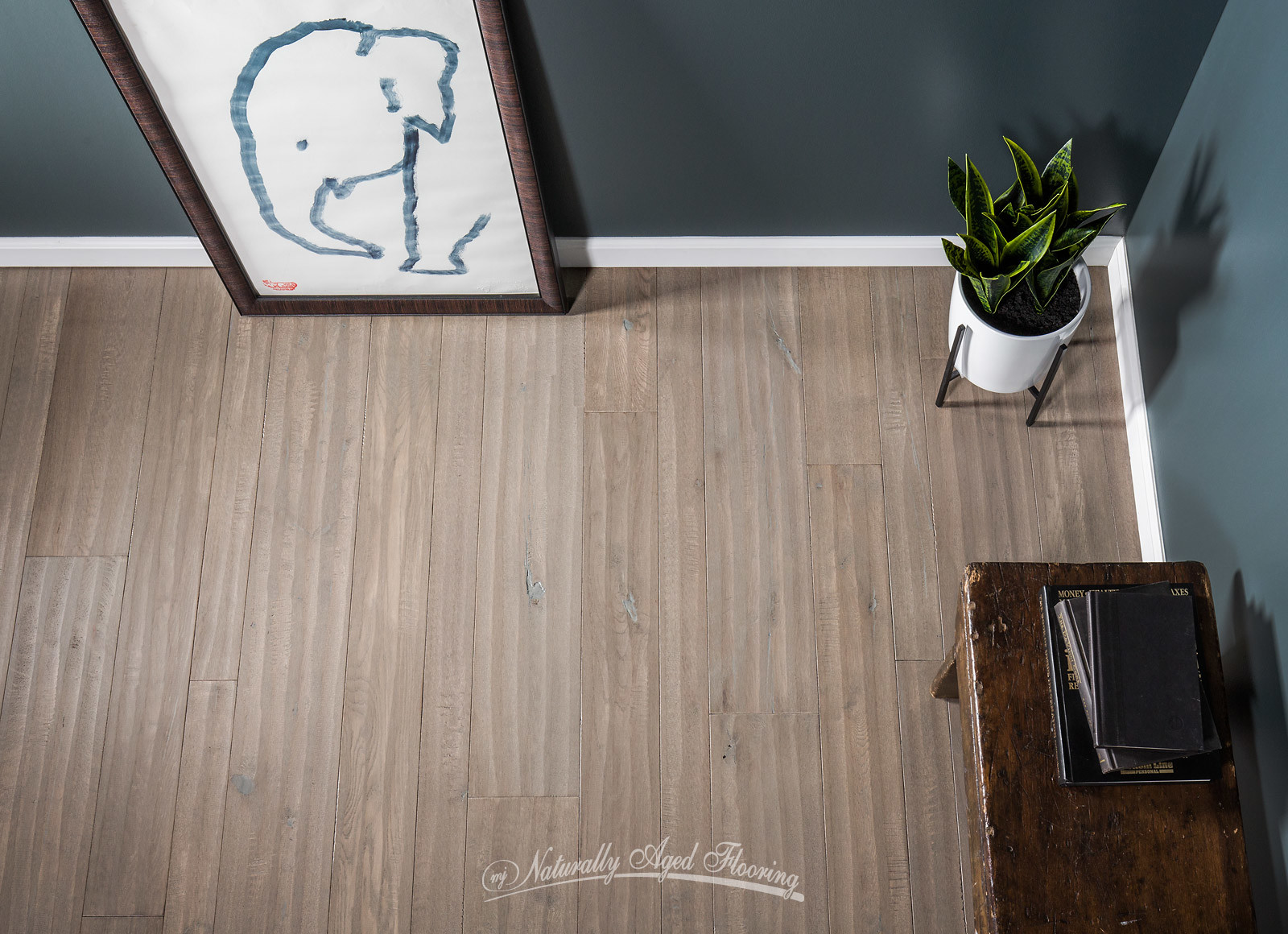 Medallion Collection Naturally Aged Flooring