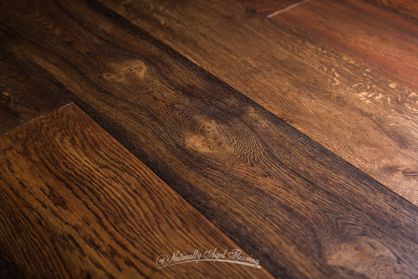 Premier Collection Naturally Aged Flooring