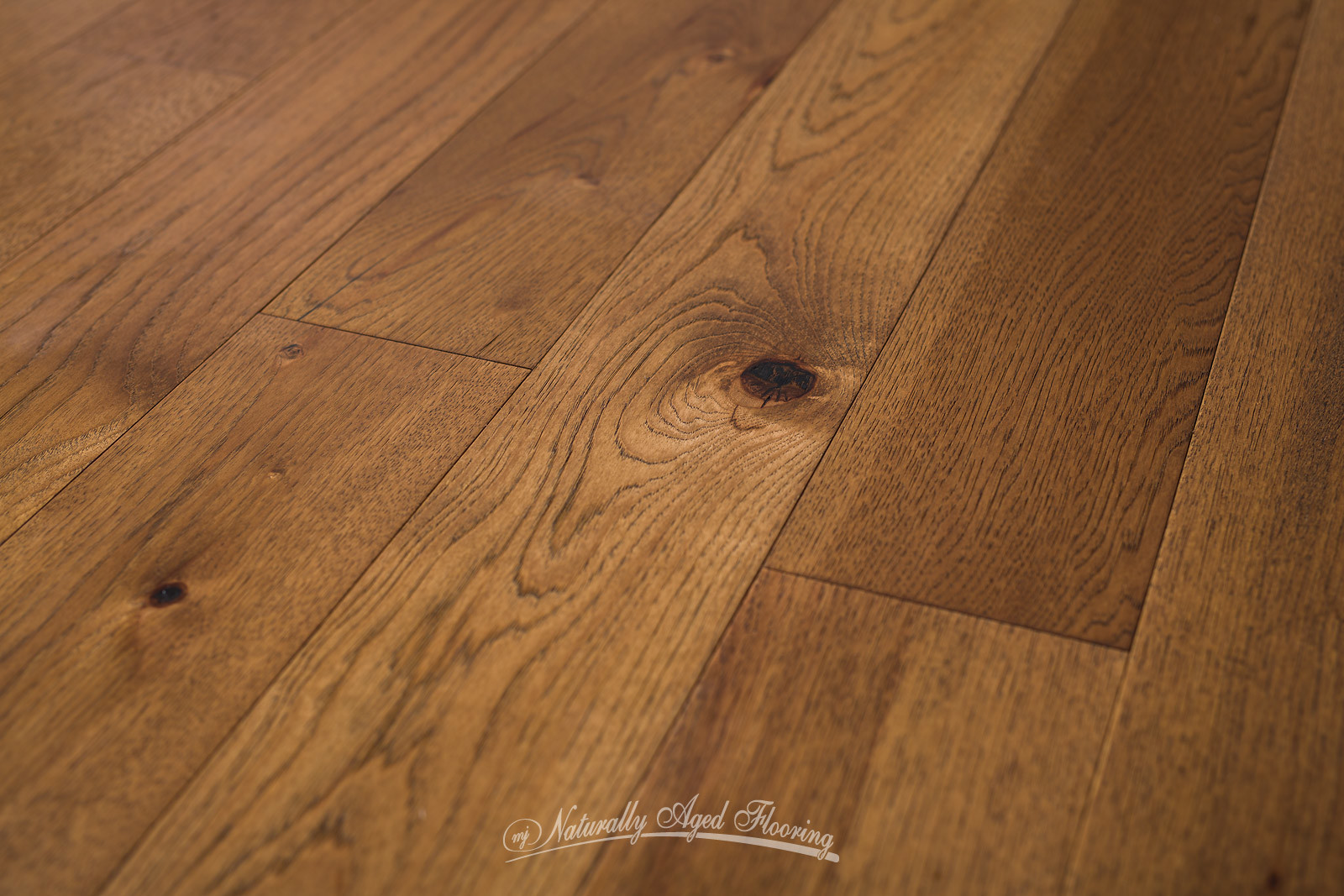 Timberland Naturally Aged Flooring