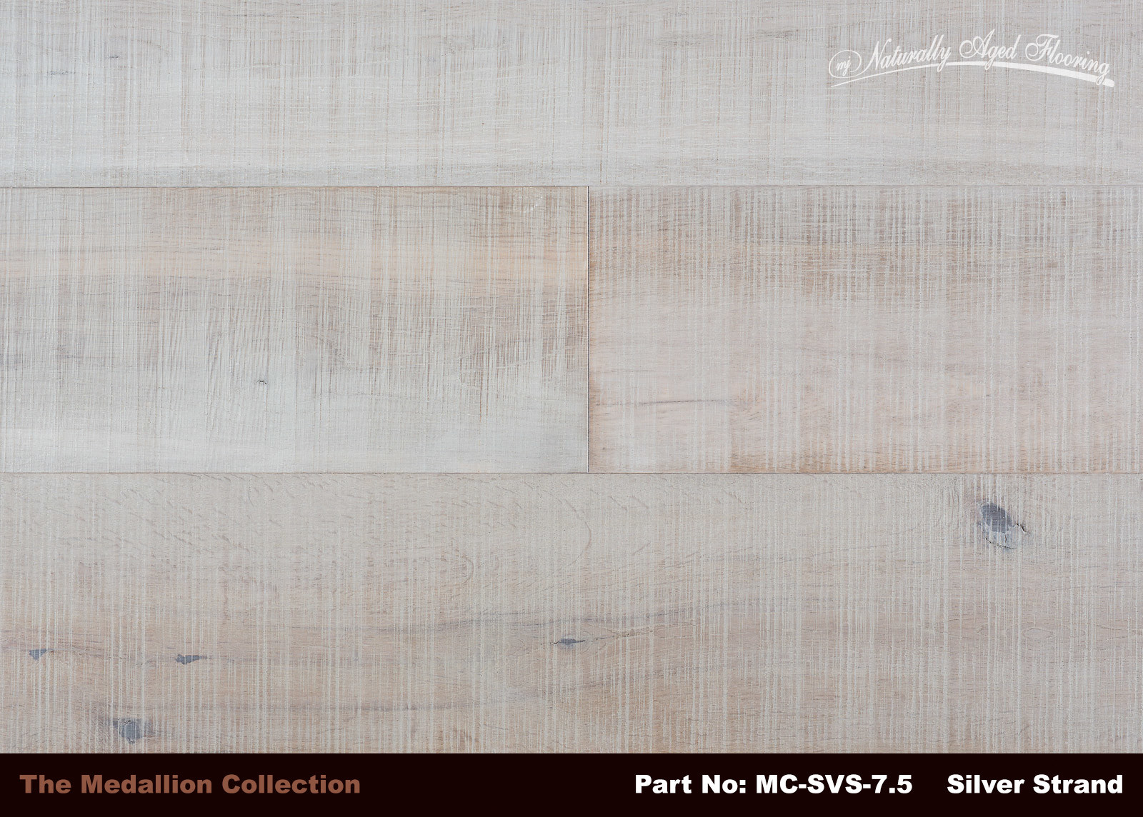 Medallion Collection - Naturally Aged Flooring