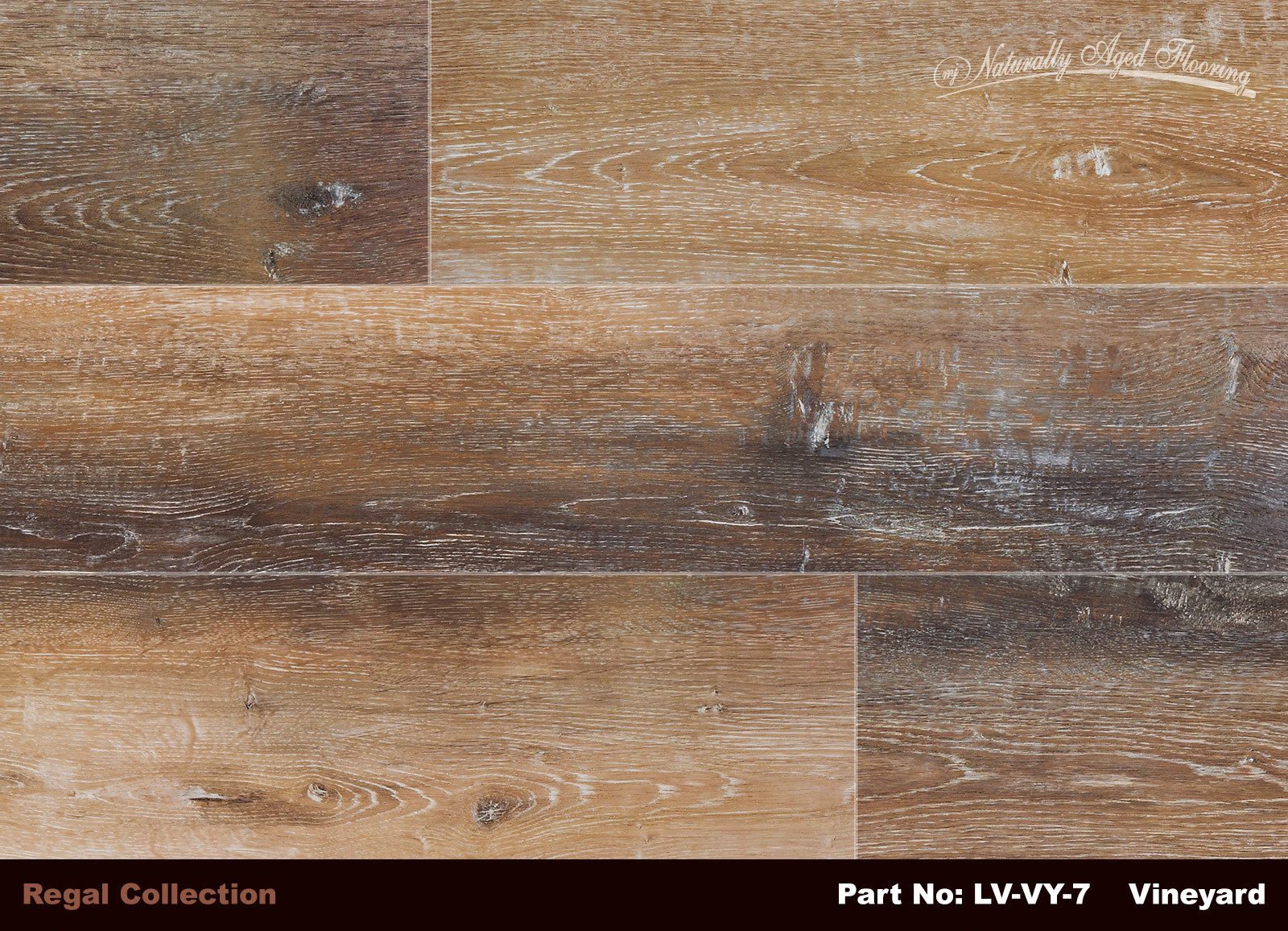 7 Quot Vineyard Naturally Aged Flooring