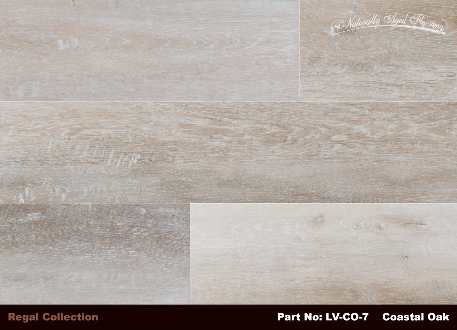 7 Quot Coastal Oak Naturally Aged Flooring