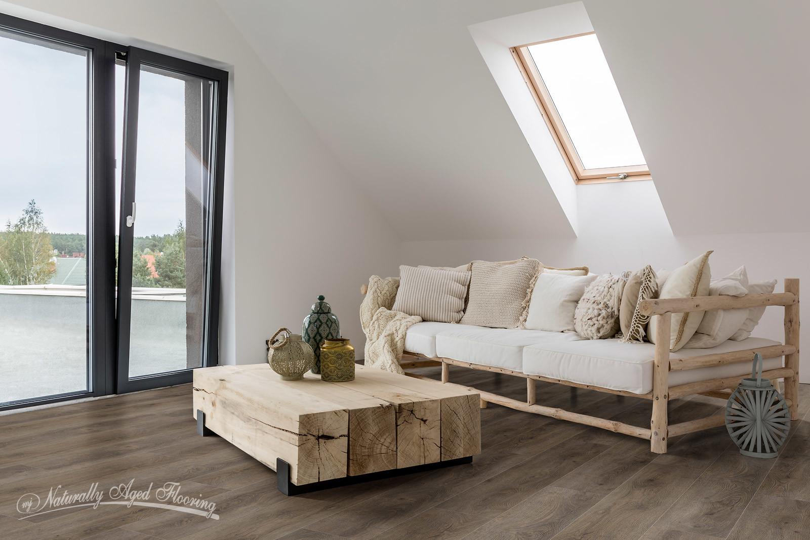 9 Quot Greystone Naturally Aged Flooring