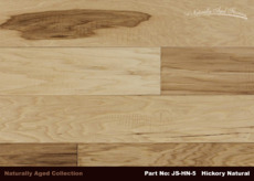Hickory Natural - 1