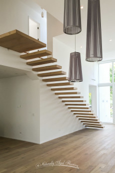 Floating Stairs - 1