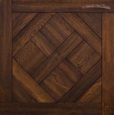 Wirebrushed Oak Brittany - 1