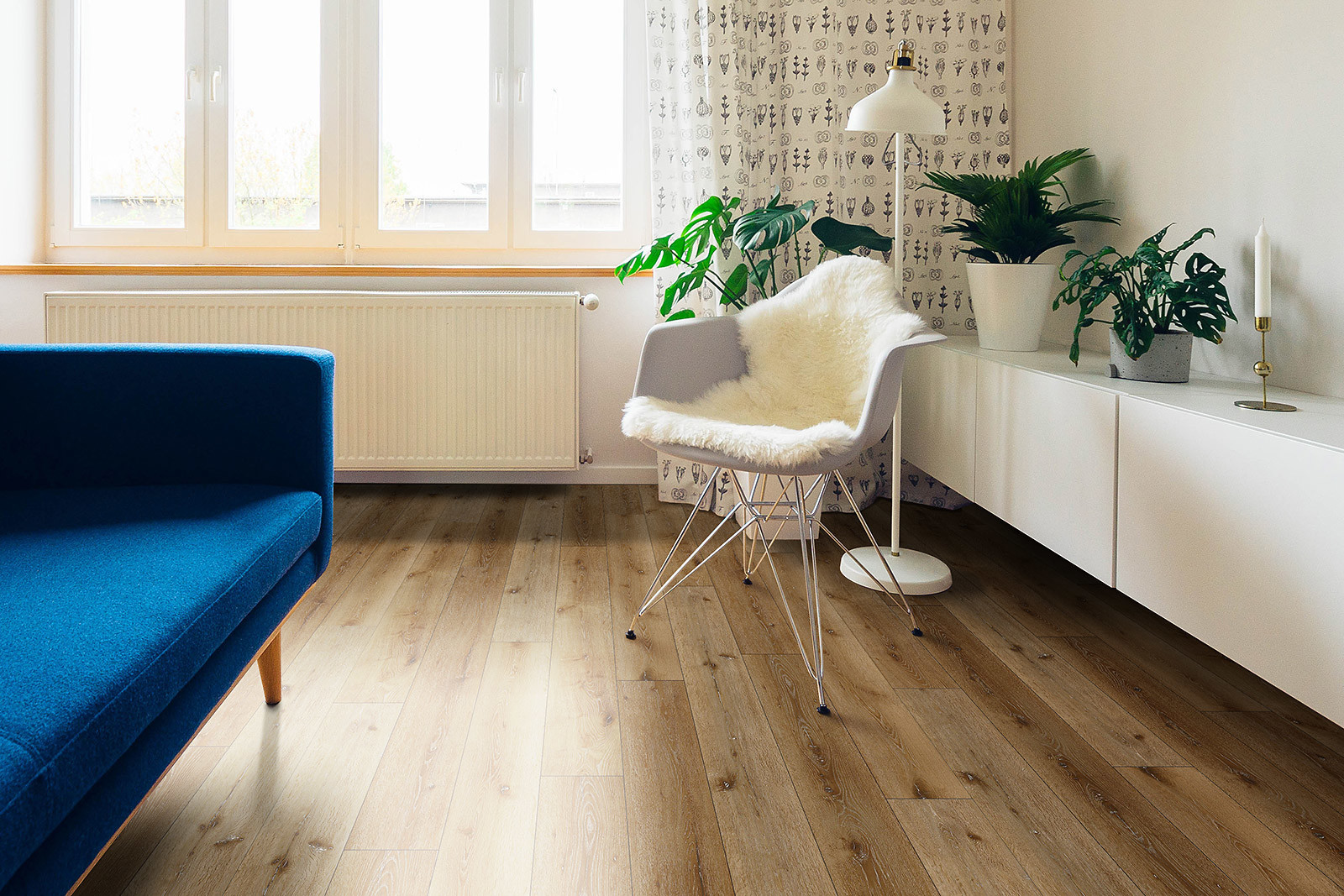 Home Naturally Aged Flooring